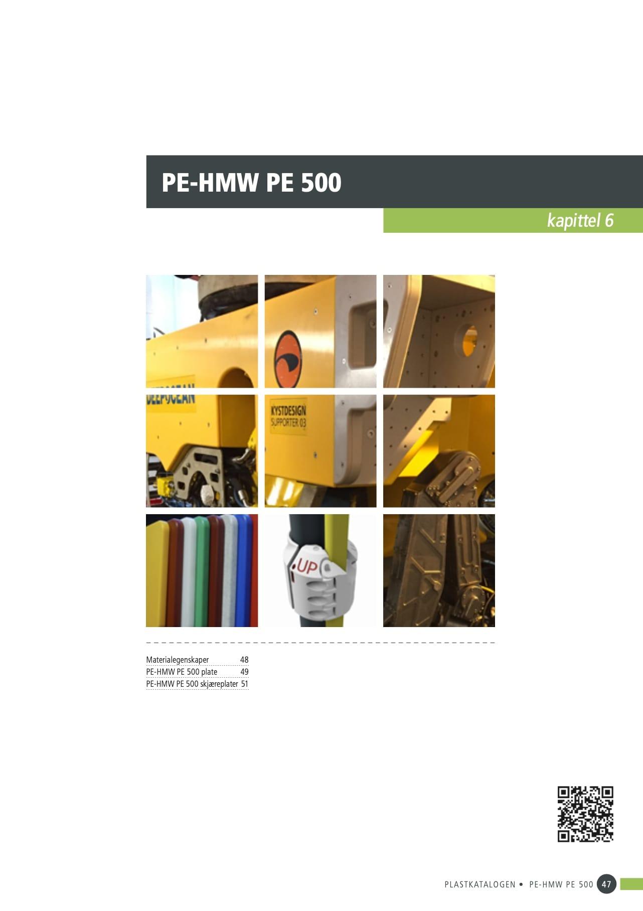 6. PE-HMW-PE-500