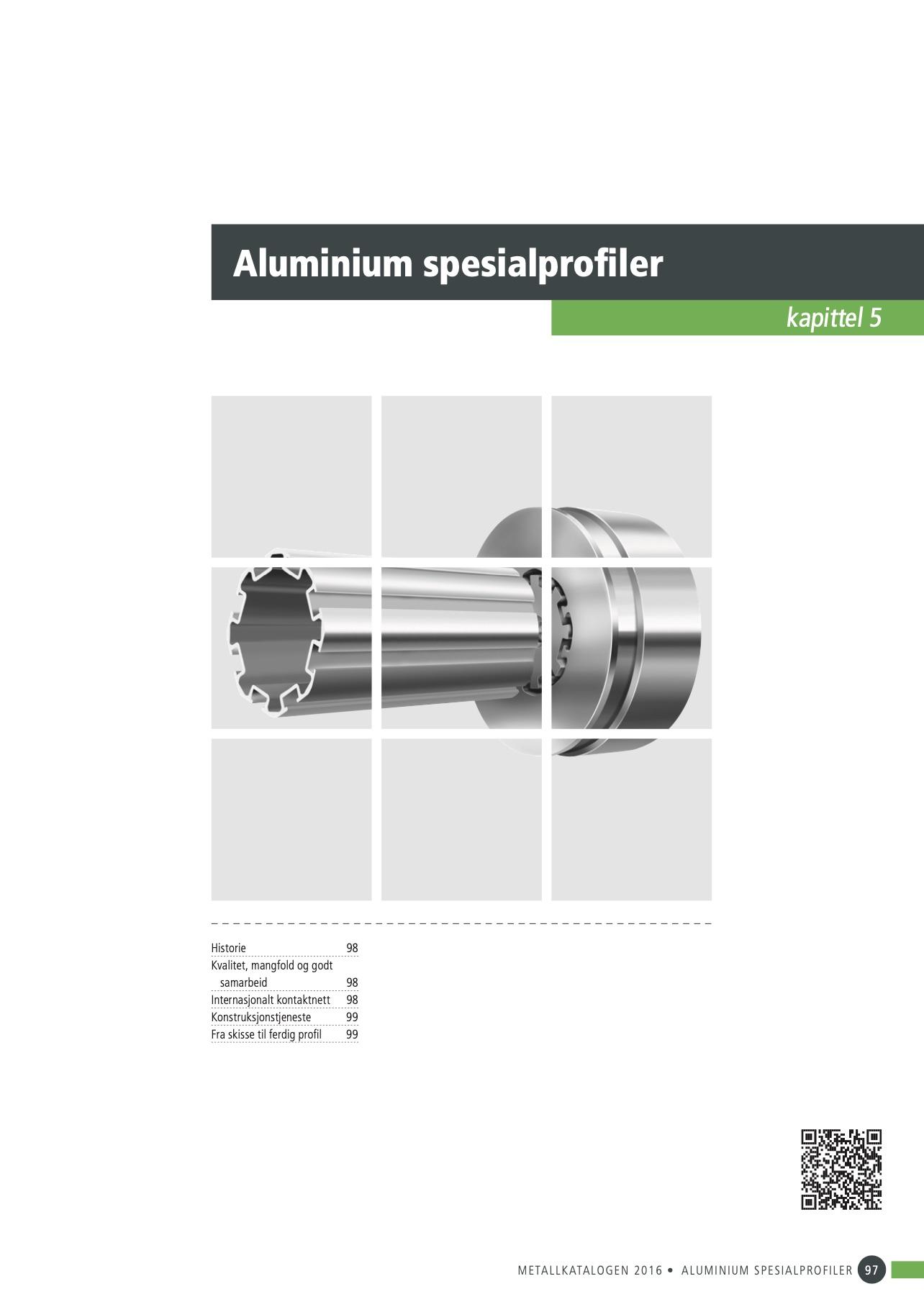 05 Aluminium spesialprofiler