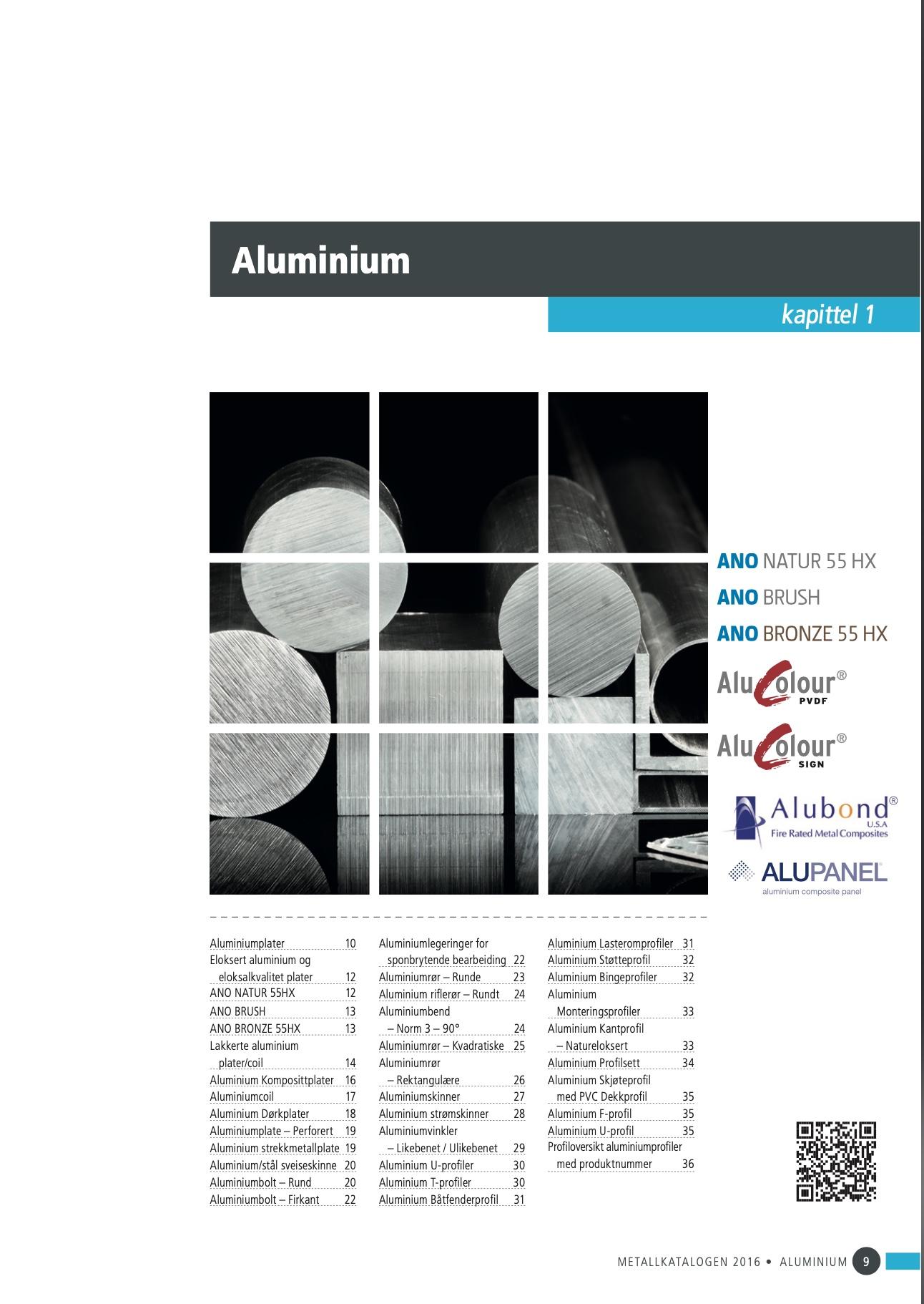 01 Aluminium