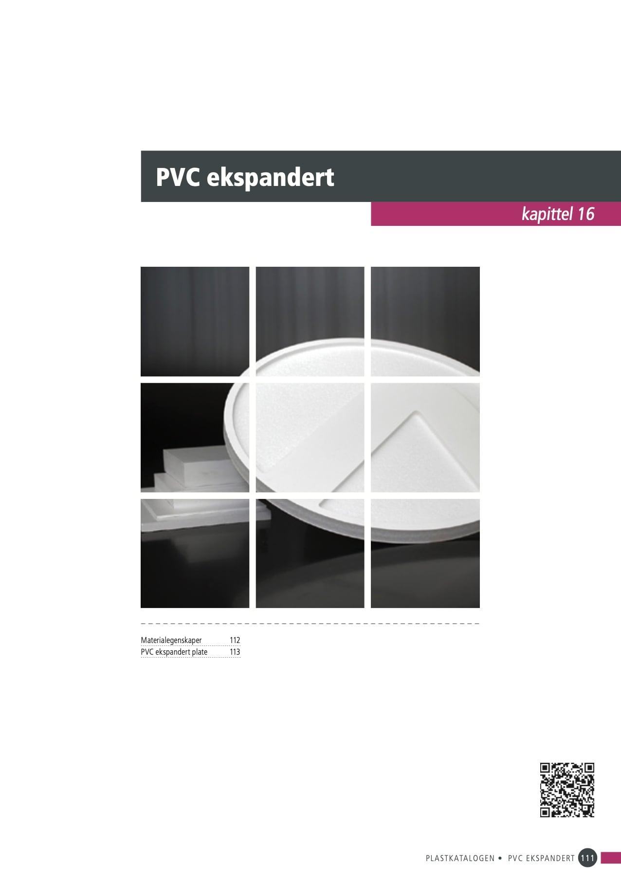 16. PVC ekspandert